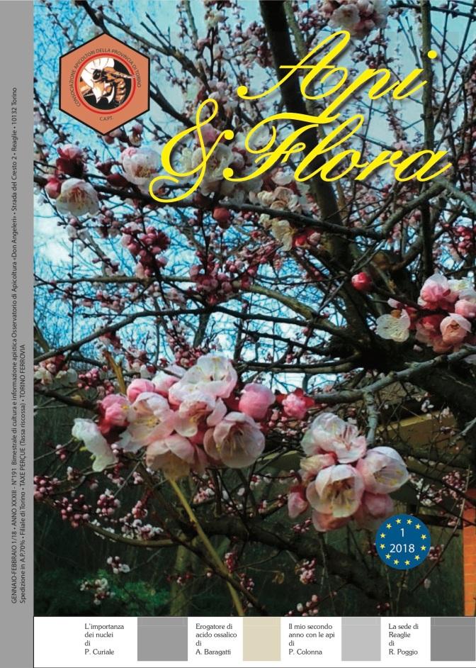 Disponibile il nuovo numero di Api & Flora